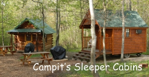 Campit's Sleeper Cabins