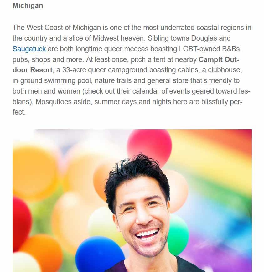 50 top LGBTQ hangouts
