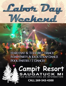 Labor Day Weekend Sept 4-7